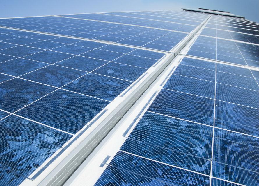 Paneles fotovoltaicos Recyclia