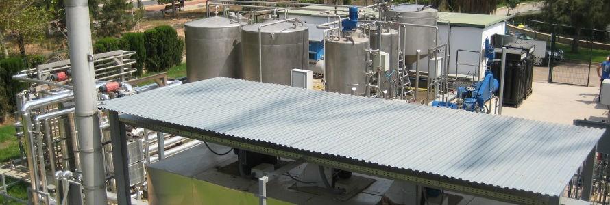 LO2X: Oxidación supercrítica para tratar lodos y residuos agroalimentarios