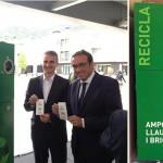 Premià de Dalt (Barcelona) instala las primeras máquinas que recompensan el reciclaje