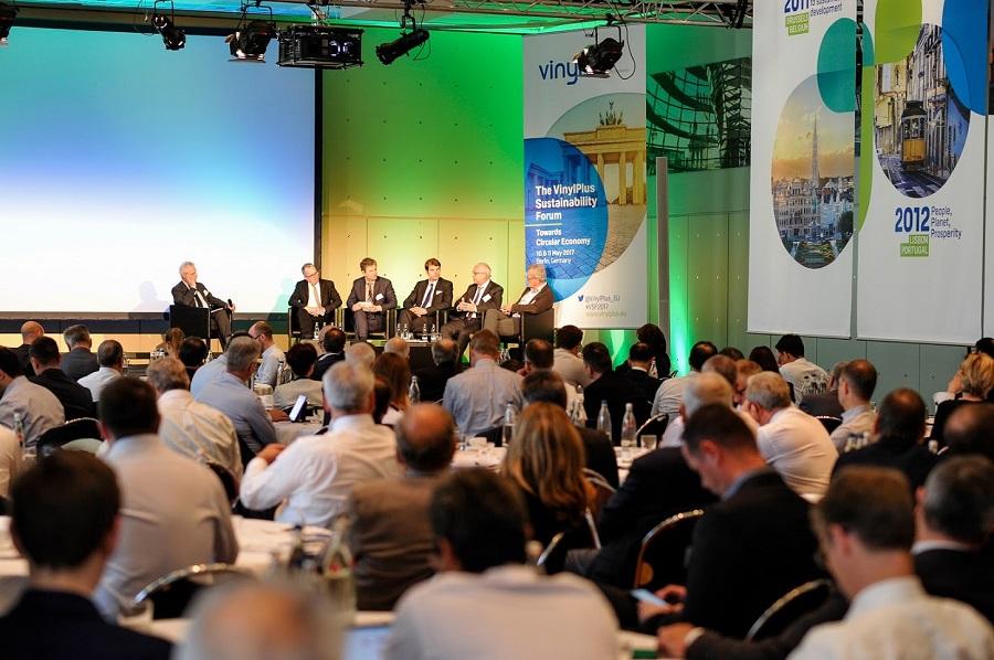 La industria del PVC se reunió en VinylPlus Sustainability Forum 2017