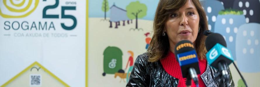 La ampliación de Sogama multiplicará por cuatro la capacidad de tratamiento de residuos en Galicia