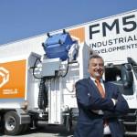 Presentan un nuevo camión recolector de basuras tecnológicamente avanzado