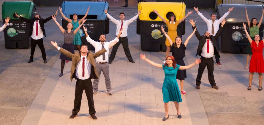 Una de las imágenes de la campaña en Palma