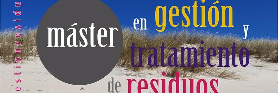 Abierto plazo para máster en Gestión y Tratamiento de Residuos de la Universidad Autónoma de Madrid