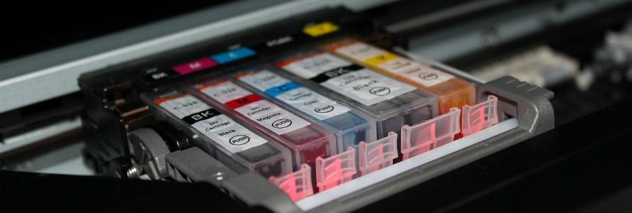 Solo el 20% de los cartuchos de tinta se reciclan en España