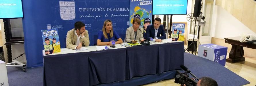 Patrulla Recicla: 1.200 niños concienciarán sobre el reciclaje en Almería