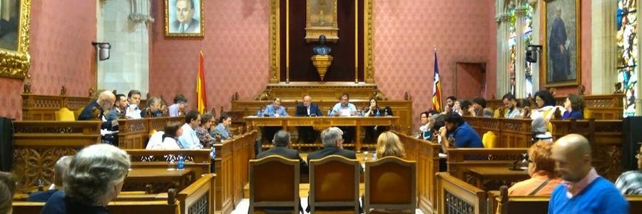 Mallorca acuerda eliminar la posibilidad de importar residuos