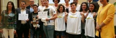 Entregados los premios CREA y RECICLA del Gobierno de Canarias