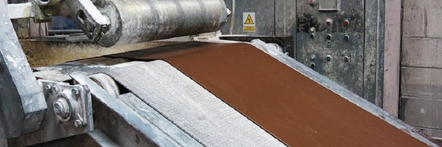 Presentan un nuevo aislante para la construcción fabricado a partir de residuos de la industria del acero