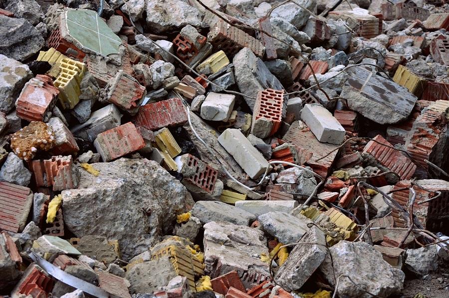 Residuos de construcción y demolición (RCD)