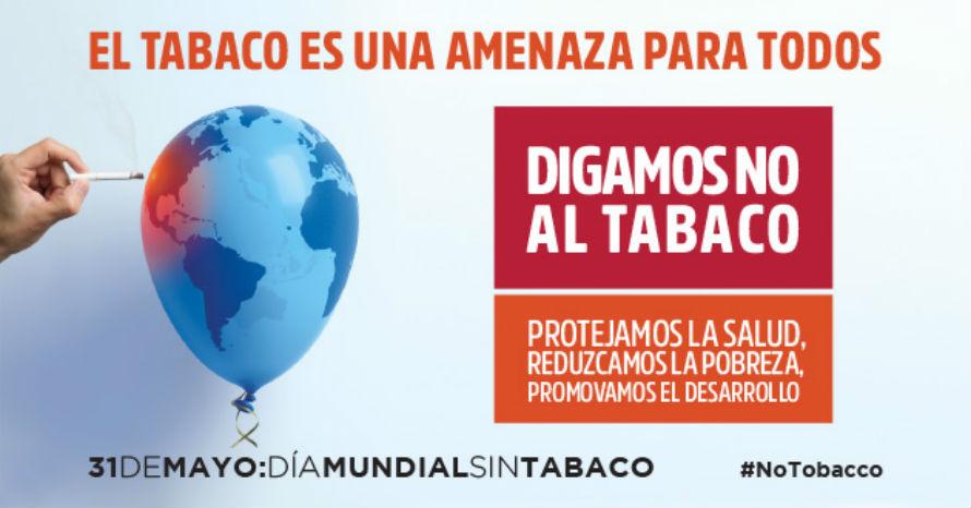 Día Mundial Contra el Tabaco