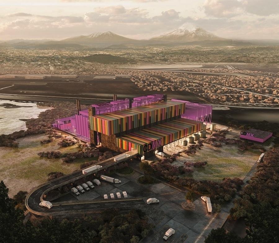 Veolia construirá en México la primera planta de valorización energética de residuos de América Latina