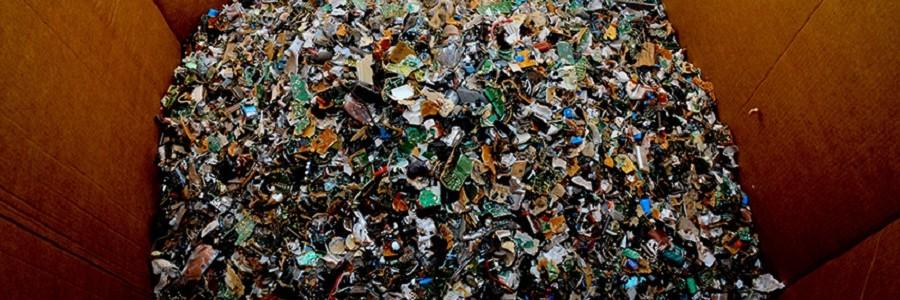 CloseWEEE: soluciones para la clasificación de plásticos procedentes de residuos electrónicos