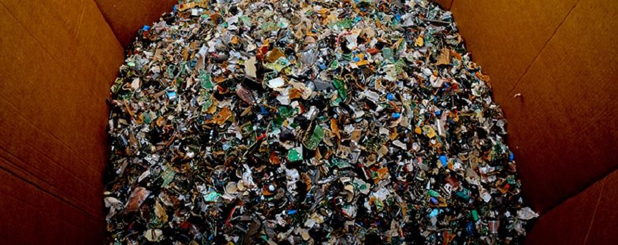 El proyecto CloseWEEE aborda la recuperación eficiente de plásticos procedentes de residuos de aparatos eléctricos y electrónicos