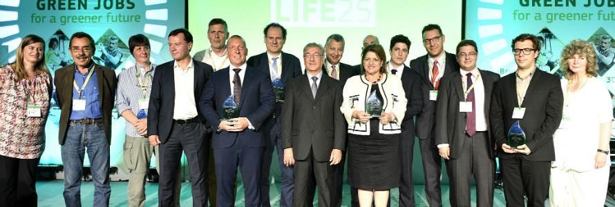 Europa galardona con los Premios Verdes a tres proyectos ambientales españoles