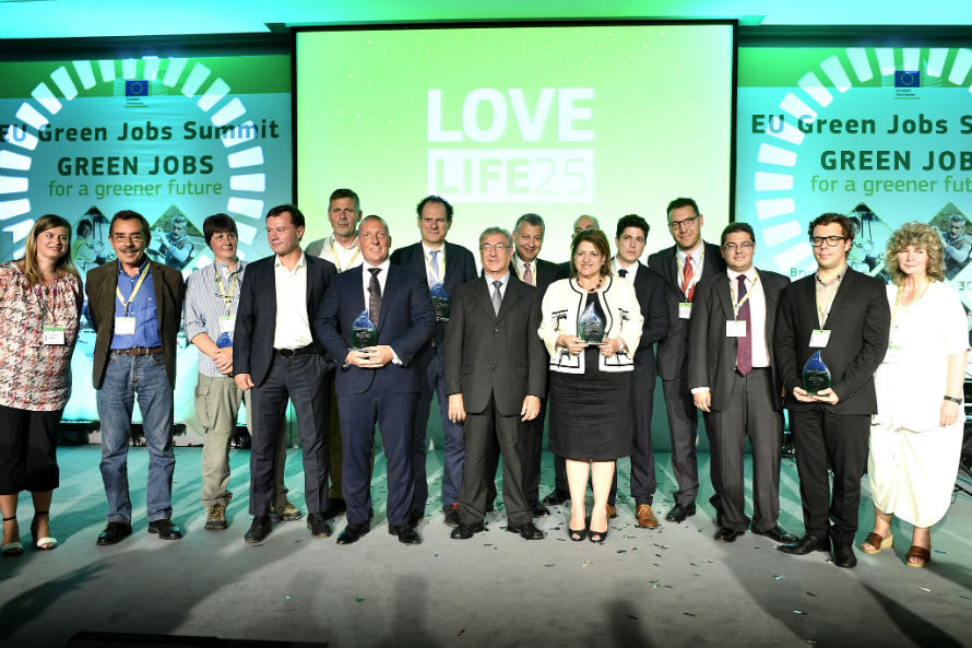CE Premios Verdes