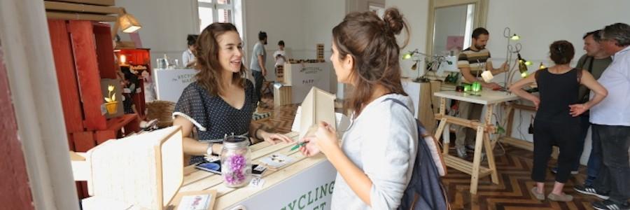 Más de 3.000 personas asistieron al Recycling Market de Ecoembes