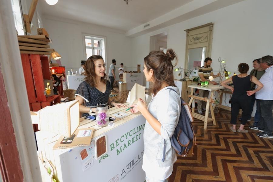Ecoembes organizó el tercer Recycling Market en Madrid