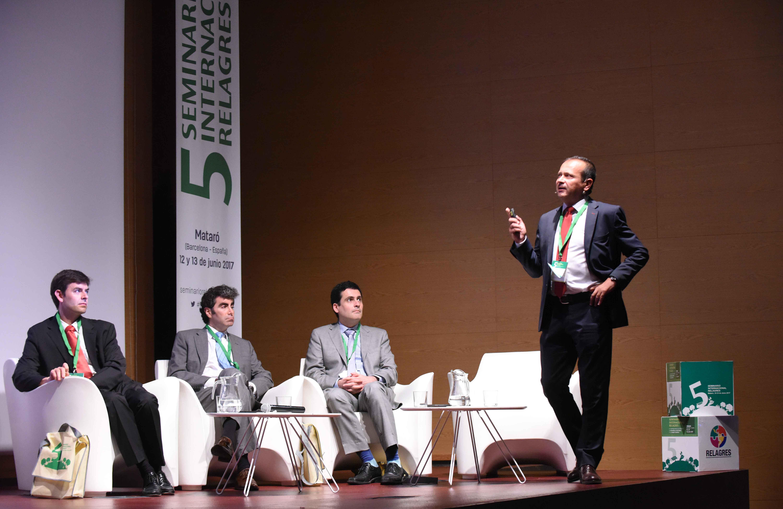Aeversu defendió en el seminario Relagres la valorización energética de residuos