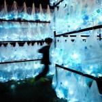 Arte urbano en Madrid para reflexionar sobre los residuos plásticos