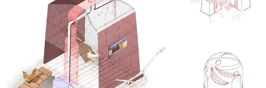 Estudiantes de Arquitectura proponen una segunda vida para los contenedores de reciclaje de vidrio