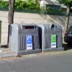 ¿Cuánto contaminan los contenedores de residuos urbanos?