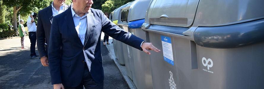 Santa Cruz de Tenerife renueva los contenedores de residuos urbanos