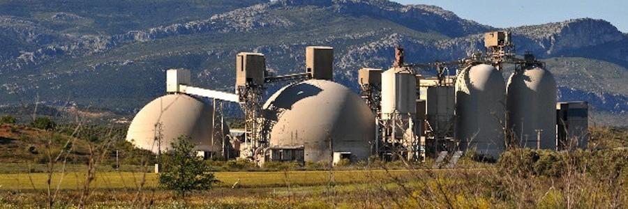La industria cementera española aprovechó 2,3 millones de toneladas de residuos en 2015