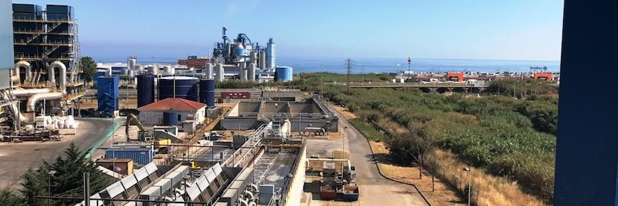 Veolia invierte 2,8 millones en mejorar el centro de valorización de residuos del Maresme