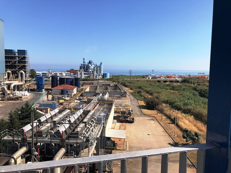 Veolia invierte en la mejora del centro de residuos del Maresme