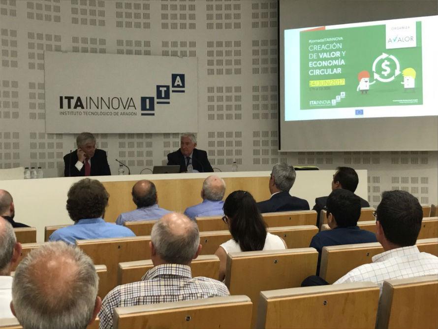 Jornada en Aragón sobre economía circular