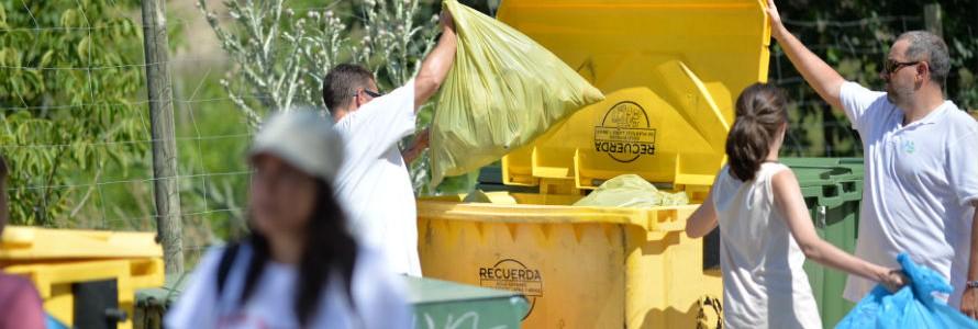 5.000 personas limpian espacios naturales de basura