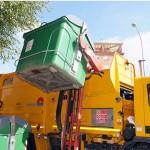Sevilla invertirá 2,1 millones en nuevos camiones de recogida de residuos