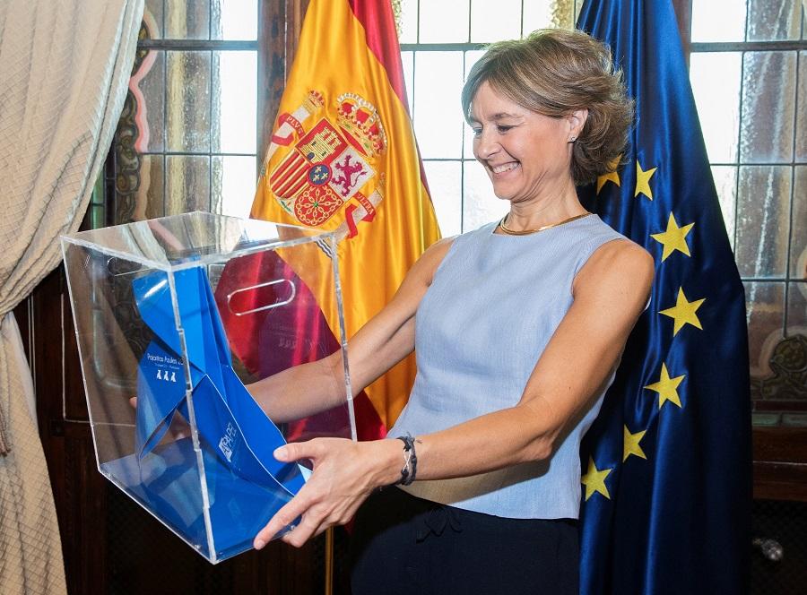 La Pajarita Azul visitará los municipios reconocidos por su excelencia en la gestión de la recogida de papel y cartón