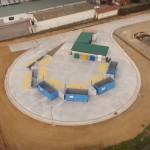 La Junta de Andalucía licita la construcción de cinco puntos limpios por 2,6 millones de euros