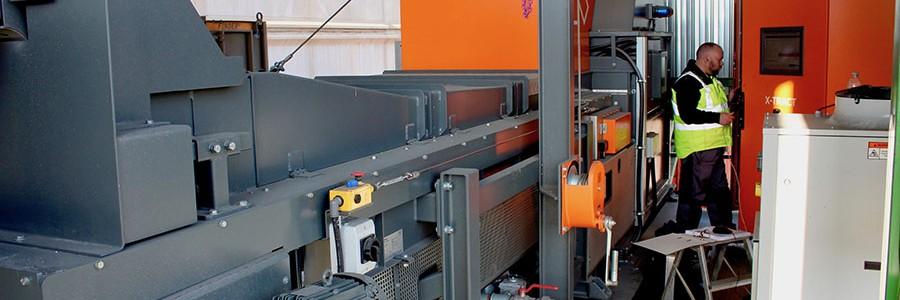 La planta italiana de reciclaje Rottami apuesta por la tecnología TOMRA para la recuperación de aluminio
