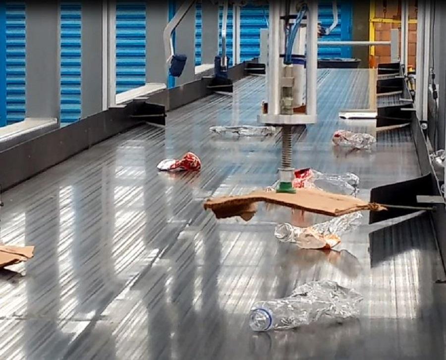 Robots para el reciclaje de residuos
