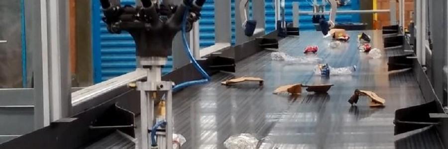 Investigadores mexicanos desarrollan un innovador robot de reciclaje
