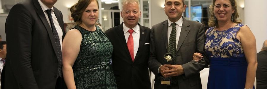 El Gremi de la Recuperació de Catalunya, premio «Madre Tierra» 2017