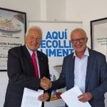 El IRTA y el Banco de Alimentos de Barcelona colaborarán contra el desperdicio alimentario