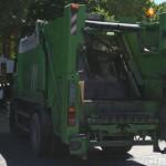 Prototipo para reducir los malos olores de los camiones de basura
