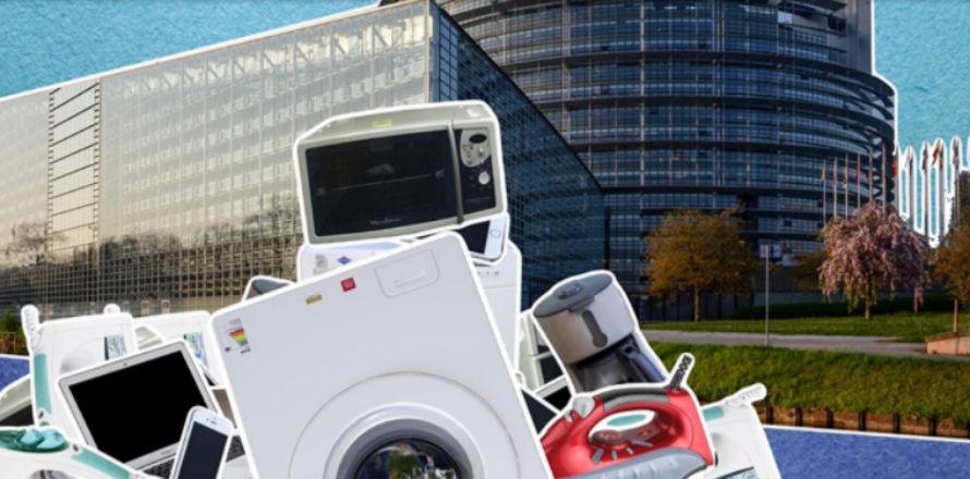 Parlamento Europeo Obsolescencia