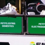 Unas 2.000 personas han hecho uso del camión del reciclaje en Palma