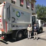 El Consorcio de RSU de Málaga amplía su flota de vehículos de recogida de residuos