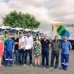 Palma renueva su flota de vehículos de recogida de residuos