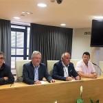 Gipuzkoa y la Mancomunidad de la Ribera (Navarra) firman un acuerdo de colaboración en gestión de residuos