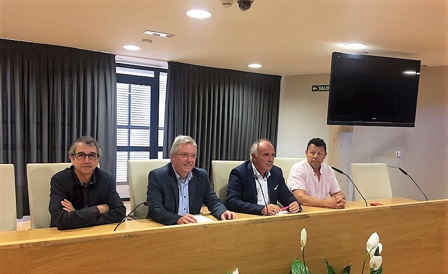 Acuerdo de colaboración entre Gipuzkoa y la Mancomunidad de la Ribera en materia de residuos urbanos
