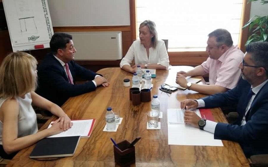 Albalate (Teruel) acojerá una planta de valorización de residuos de alabastro