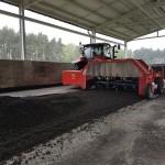 Galicia y Portugal cooperan en un proyecto sobre compostaje industrial de residuos orgánicos