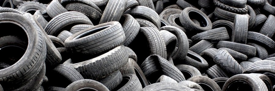 Signus valorizó casi 200.000 toneladas de neumáticos usados en 2016